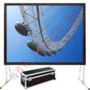 Экран натяжной сборно/разборный Classic Solution Premier Corvus 326х249 (4:3)